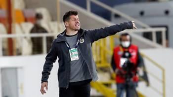 Emre Belözoğlu Fenerbahçe 8 Nisan 2021