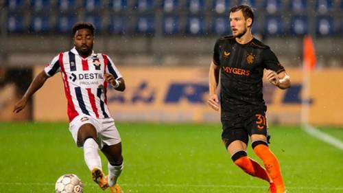 Willem II - Rangers