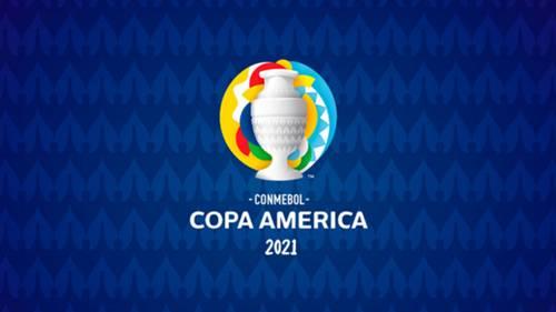 2021 Copa America logo