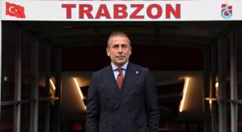 Abdullah Avci Trabzonspor Coach