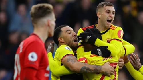 Watford Manchester United 2019-20