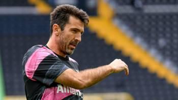 Gianluigi Buffon Juventus 11 Mayıs 2021