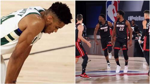 Milwaukee Bucks Miami Heat 2020