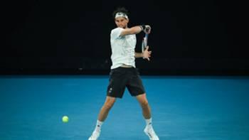 Dominic Thiem tenis Avustralya Açık 14 Şubat 2021