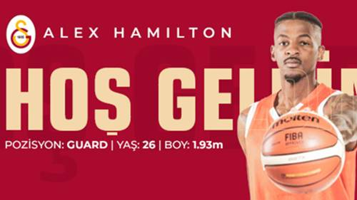 Alex Hamilton Galatasaray Transfer