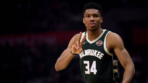Giannis Antetokounmpo Milwaukee Bucks 2019-20