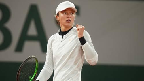 Iga Swiatek Roland Garros 08102020