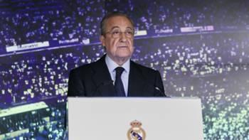 Florentino Perez Real Madrid 12202020