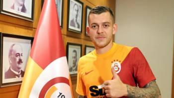Alexandru Cicaldau Galatasaray imza
