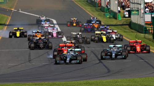 Formula 1 17032019