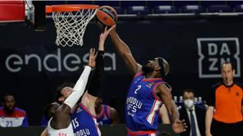 Real Madrid Anadolu Efes  EuroLeague Basketbol