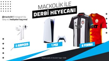 Mackolik yarışma 6 Mayıs