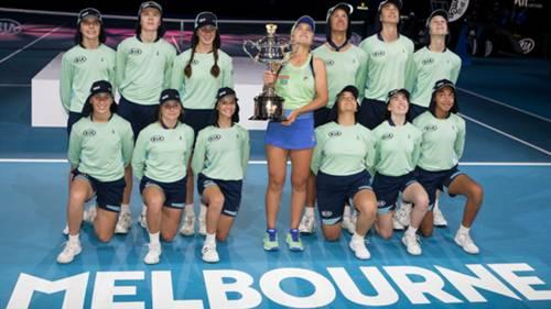 Sofia Kenin Avustralya Açık Tenis 2020