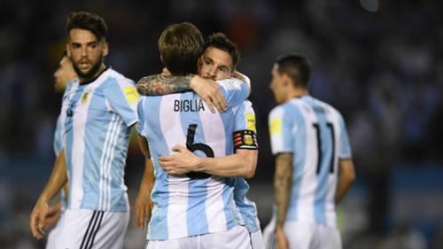 Biglia Messi Arjantin 2018