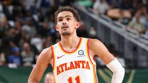 Trae Young Atlanta Hawks 24 Haziran 2021