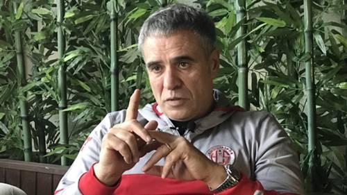 Ersun Yanal Antalyaspor 2 Mart 2021