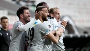 Beşiktaş Gol Sevinci 7 Nisan 2021