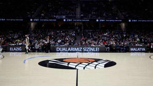 Cleveland Cavaliers New Orleans Pelicans Elazig Malatya 29012020