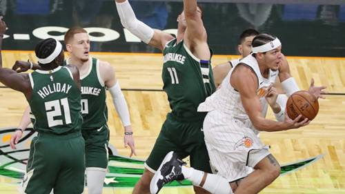 Milwaukee Bucks Orlando Magic NBA 12 Ocak 2021