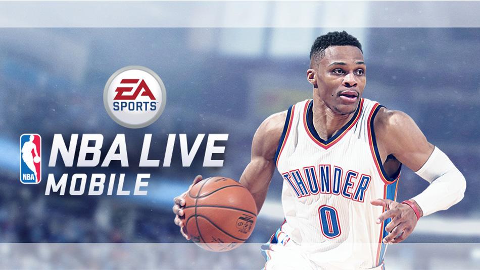 EA NBA LIVE Mobile