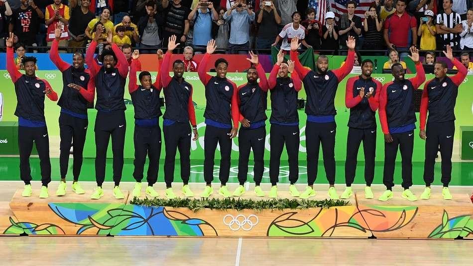 Rio Finals USA