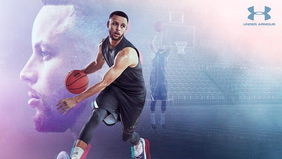 Stephen Curry Under Armour Asia Tour 2018