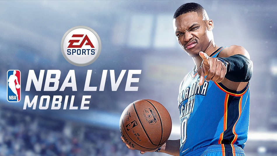 NBA LIVE Mobile Russell Westbrook 950 x 536