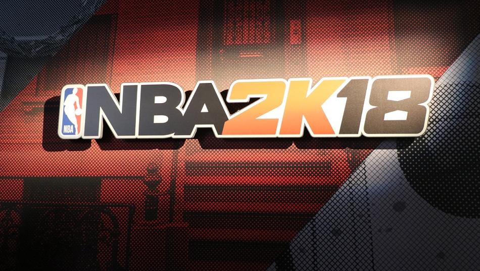 NBA 2K18 PR Event 1