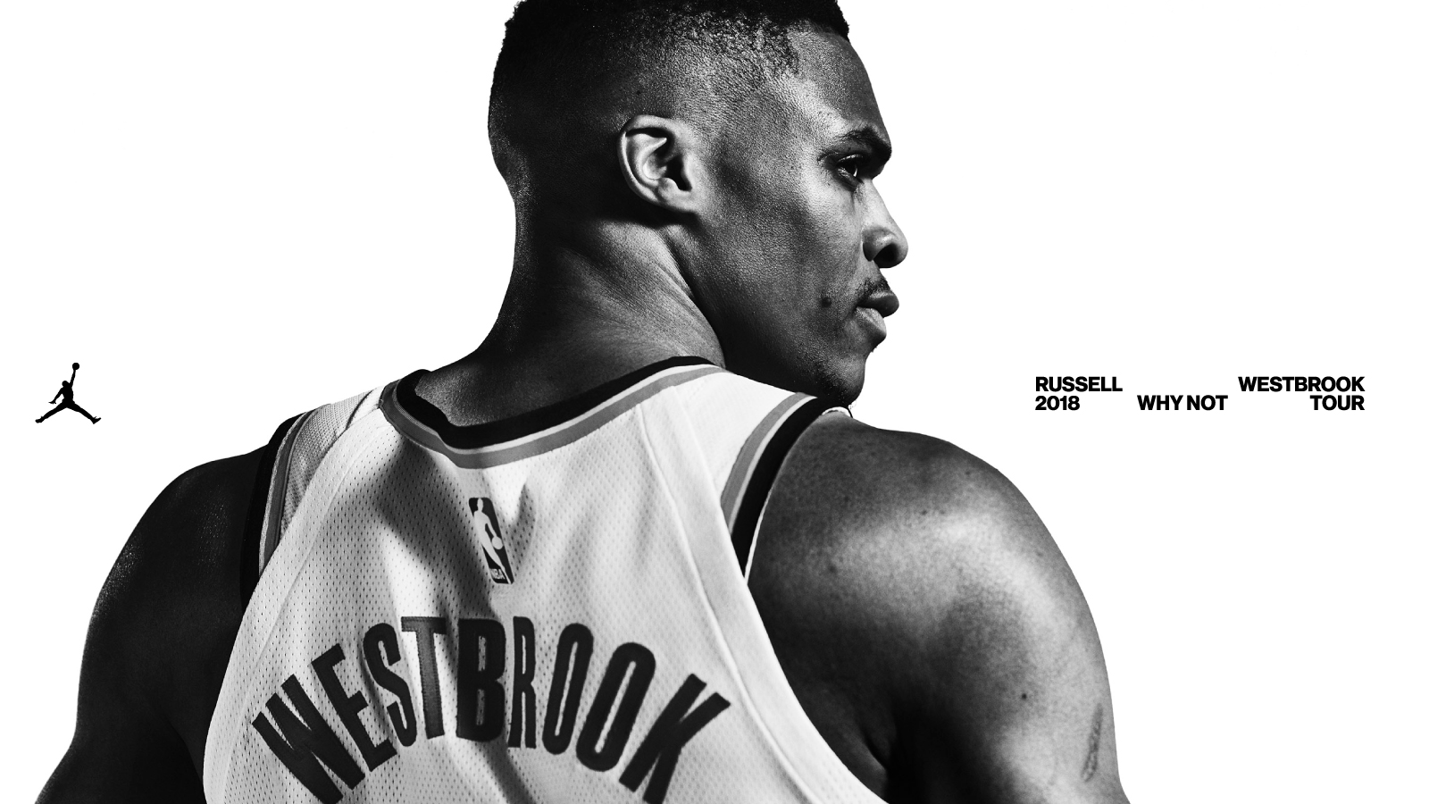 RUSSELL WESTBROOK 2018 WHY NOT TOUR AT NIKE HARAJUKU