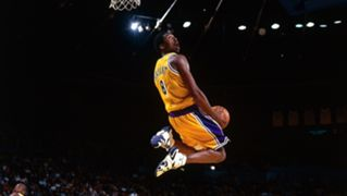 Kobe Bryant Lakers Dunk