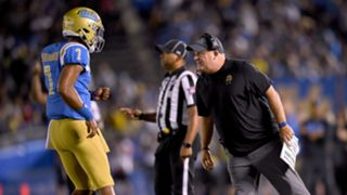 Dorian Thompson-Robinson and Chip Kelly
