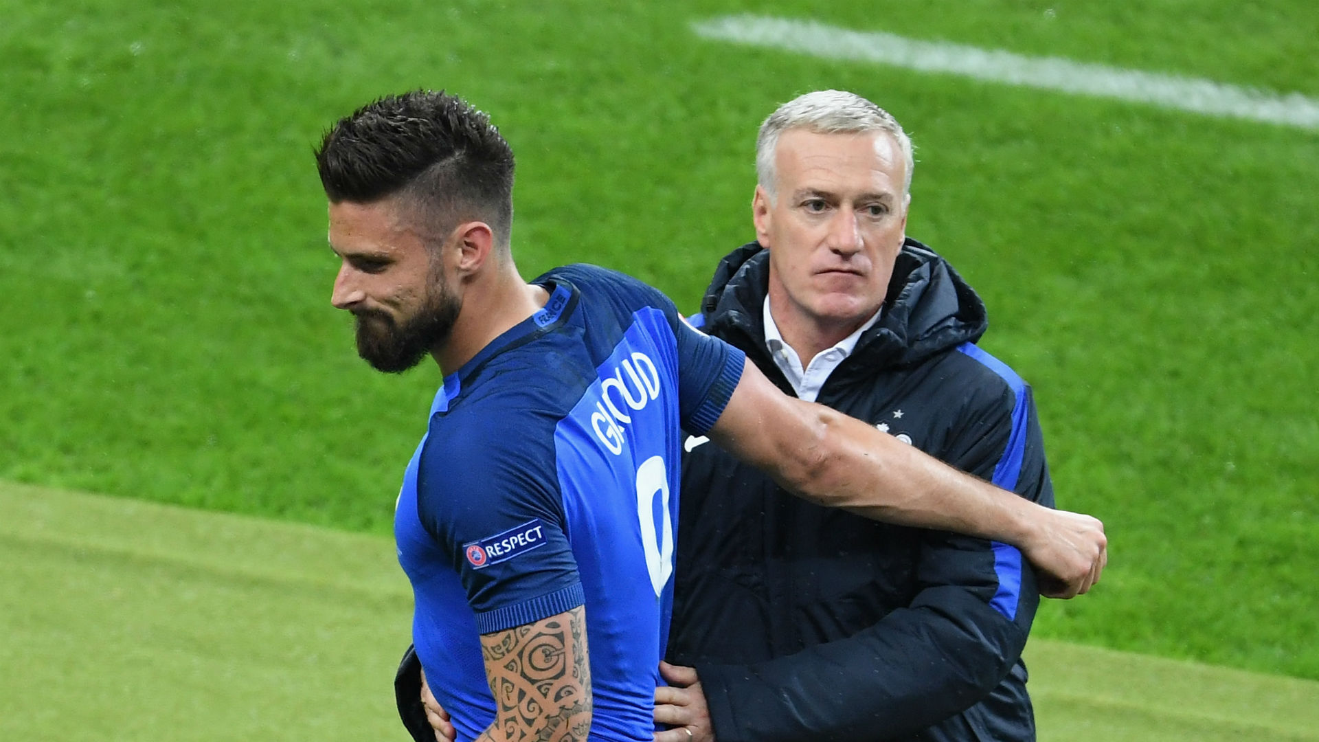 Image result for deschamps and giroud