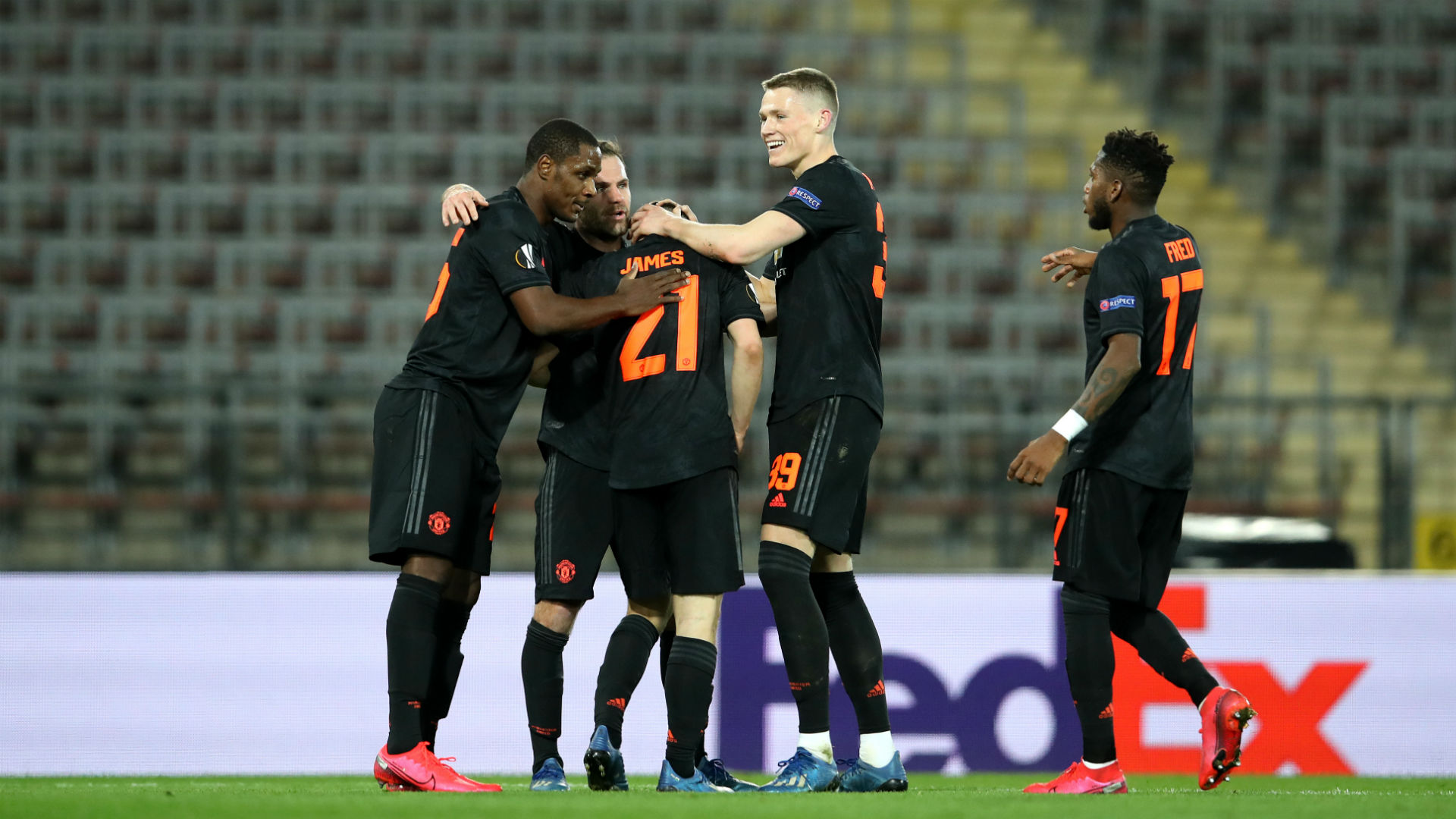 Lask V Manchester United Match Report 12 03 2020 Uefa Europa League Goal Com