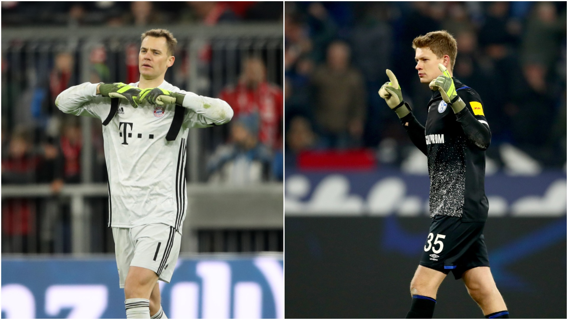 Neuer: Nubel signing irrelevant to new Bayern Munich contract