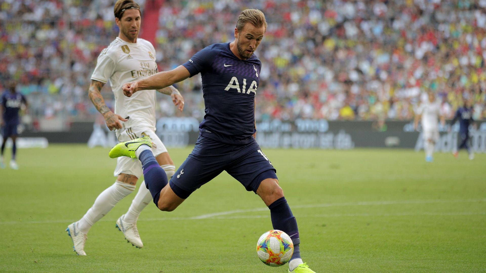 Audi Cup Real Madrid 0 1 Tottenham Harry Kane Goal Continues Poor Pre Season For Zidane S Side Goal Com