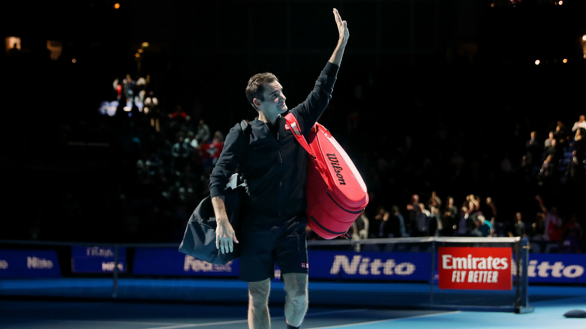 Roger Federer revels in 'magical' victory over Novak Djokovic after Wimbledon heartbreak - Sporting News AU