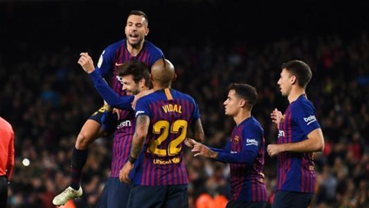 Barcelona v Villarreal Live Commentary & Result, 02/12 ...