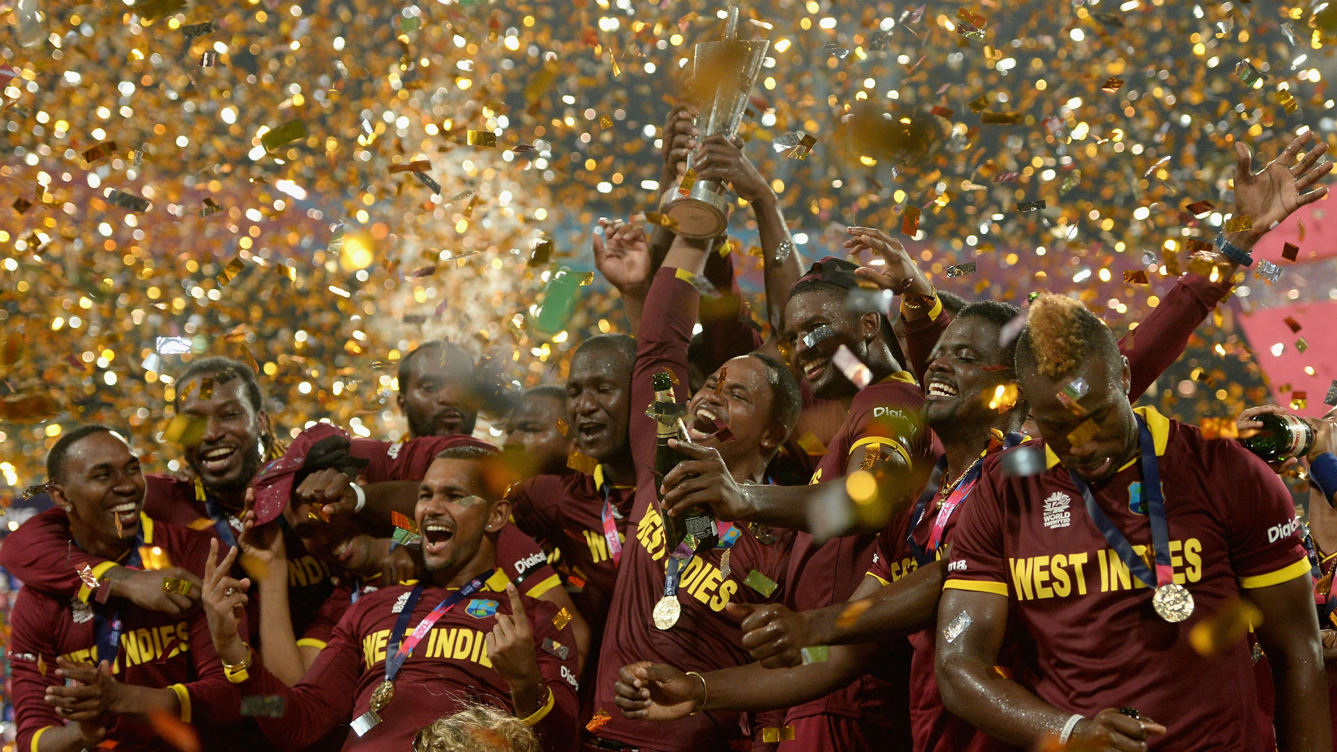 ICC World T20 to replace Champions Trophy in 2021 ...