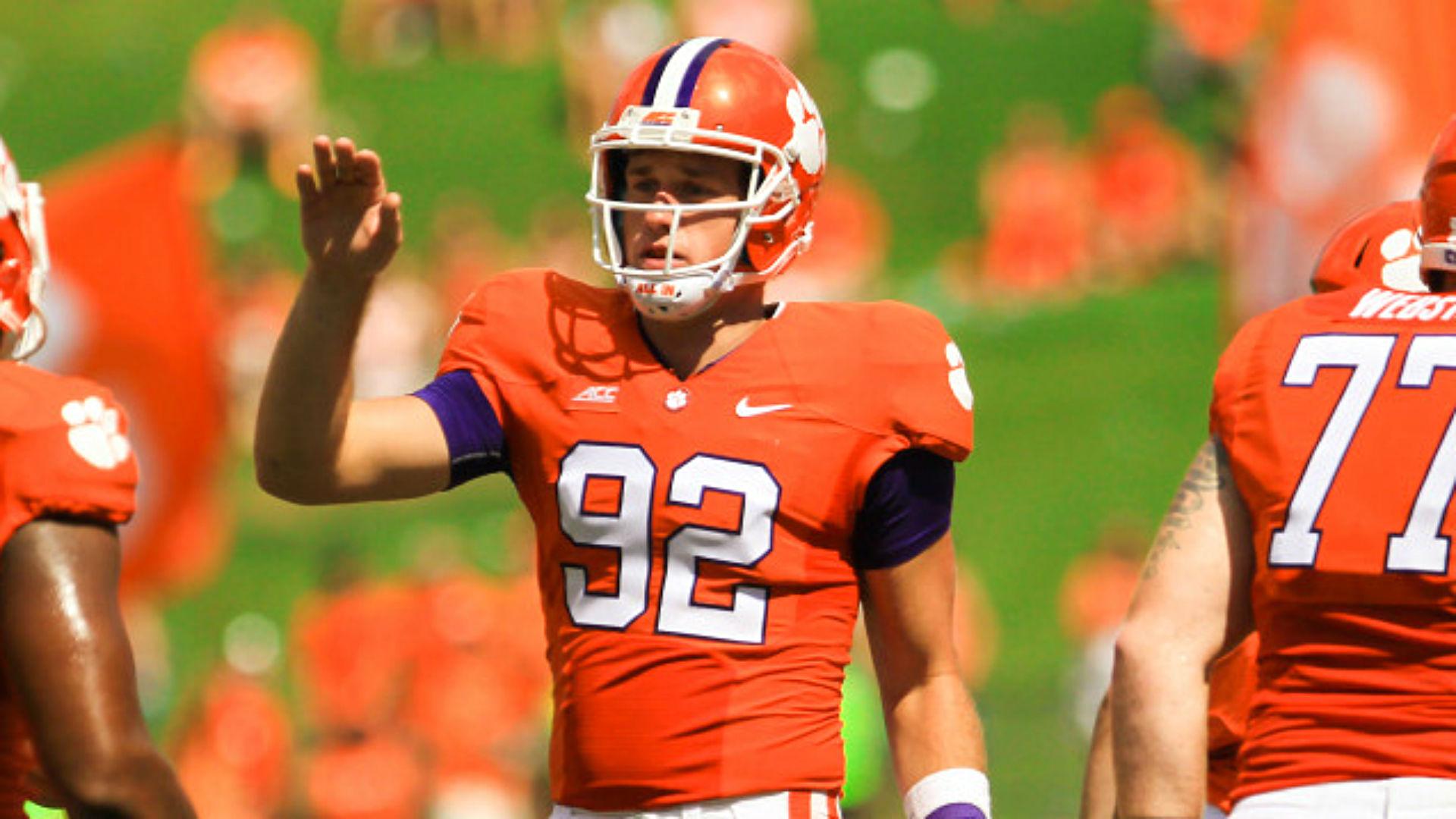 Clemson punter to forgo senior year, enter NFL Draft | Sporting ...