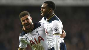 Kyle Walker and Danny Rose - Cropped
