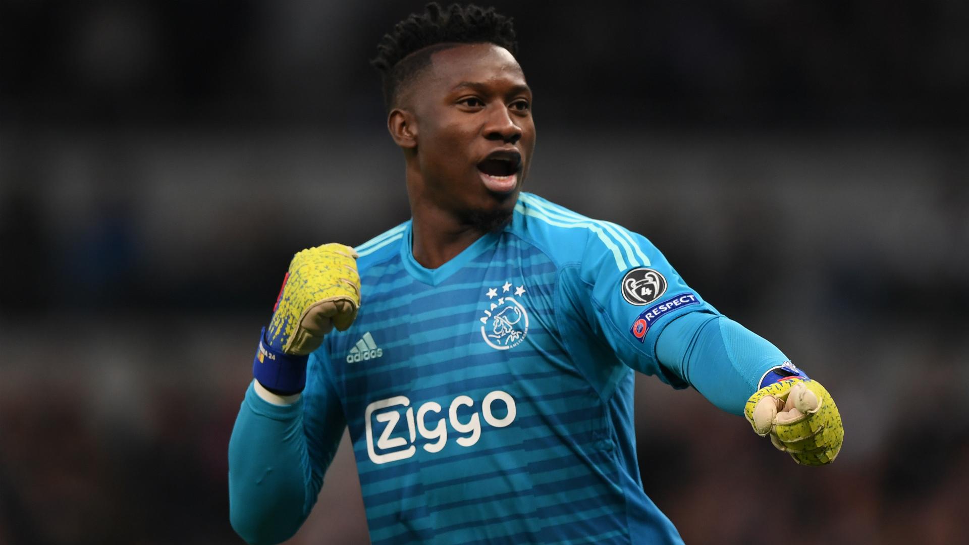 Andre Onana transfer news: Ajax goalkeeper opens door for ...