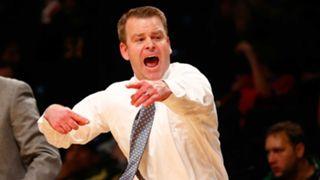 Marquette coach Steve Wojciechowski