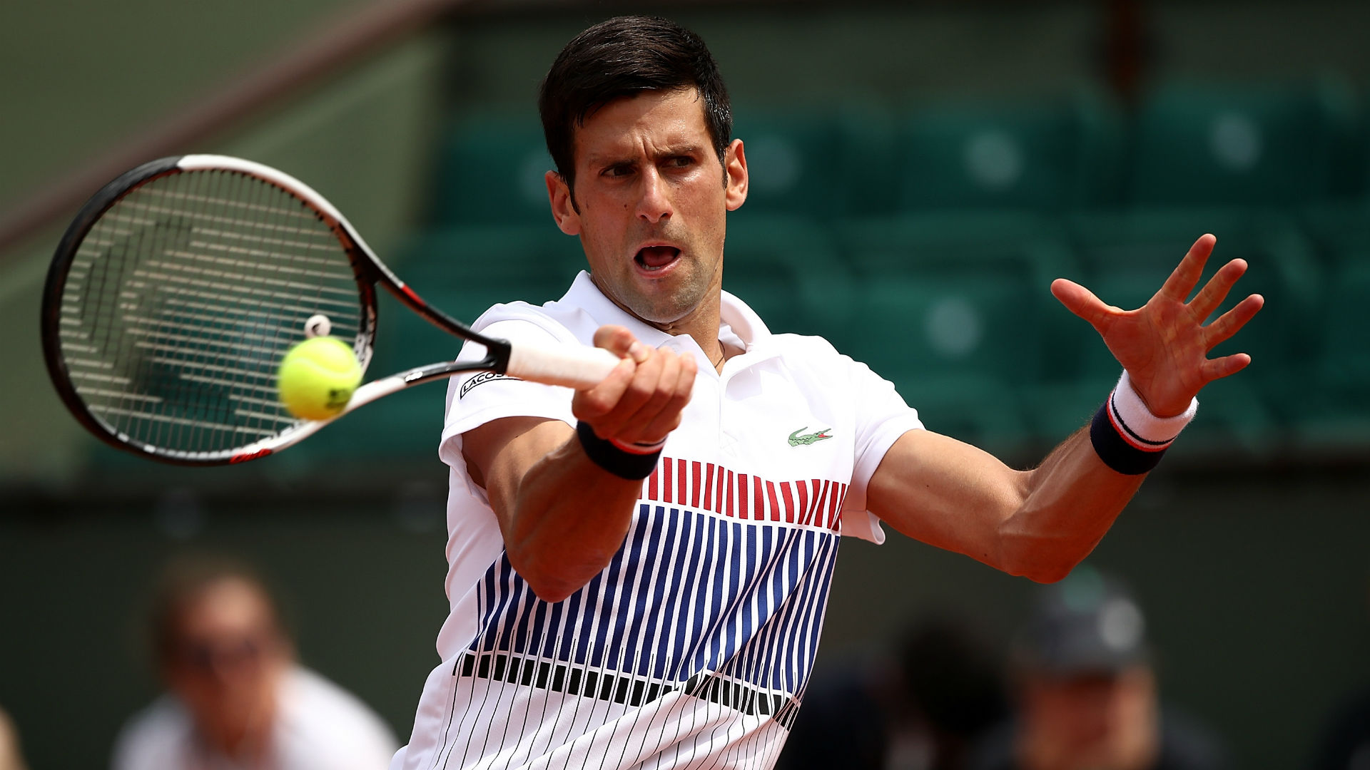 French Open Novak Djokovic Beats Marcel Granollers Sporting News