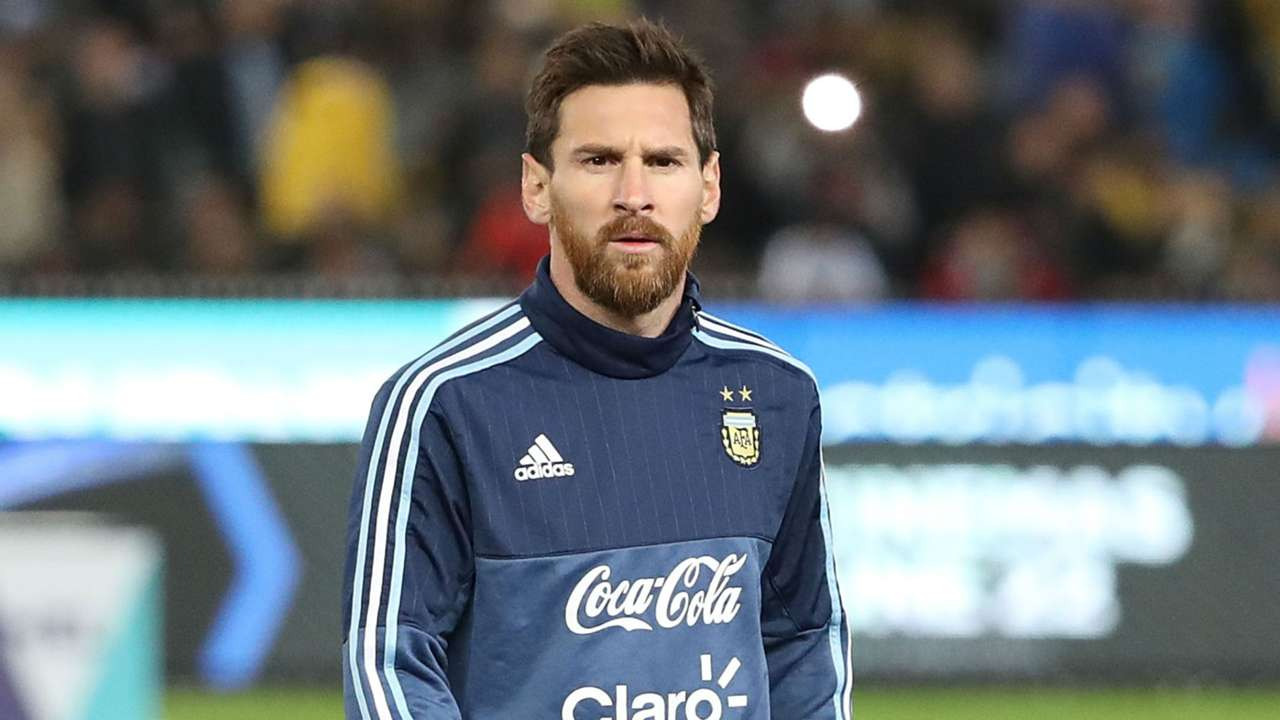 Lionel Messi - cropped