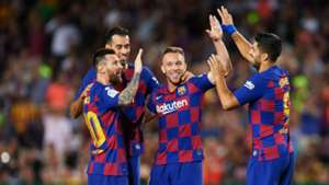 Valverde content to ease Messi and Suarez back in to Barcelona duty