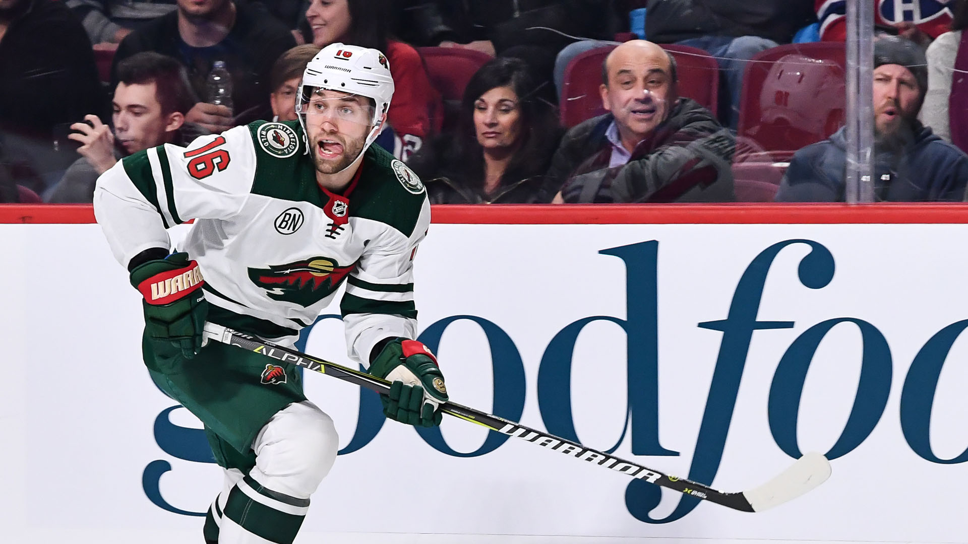 Sabres After Wild S Jason Zucker Report Says Sporting News