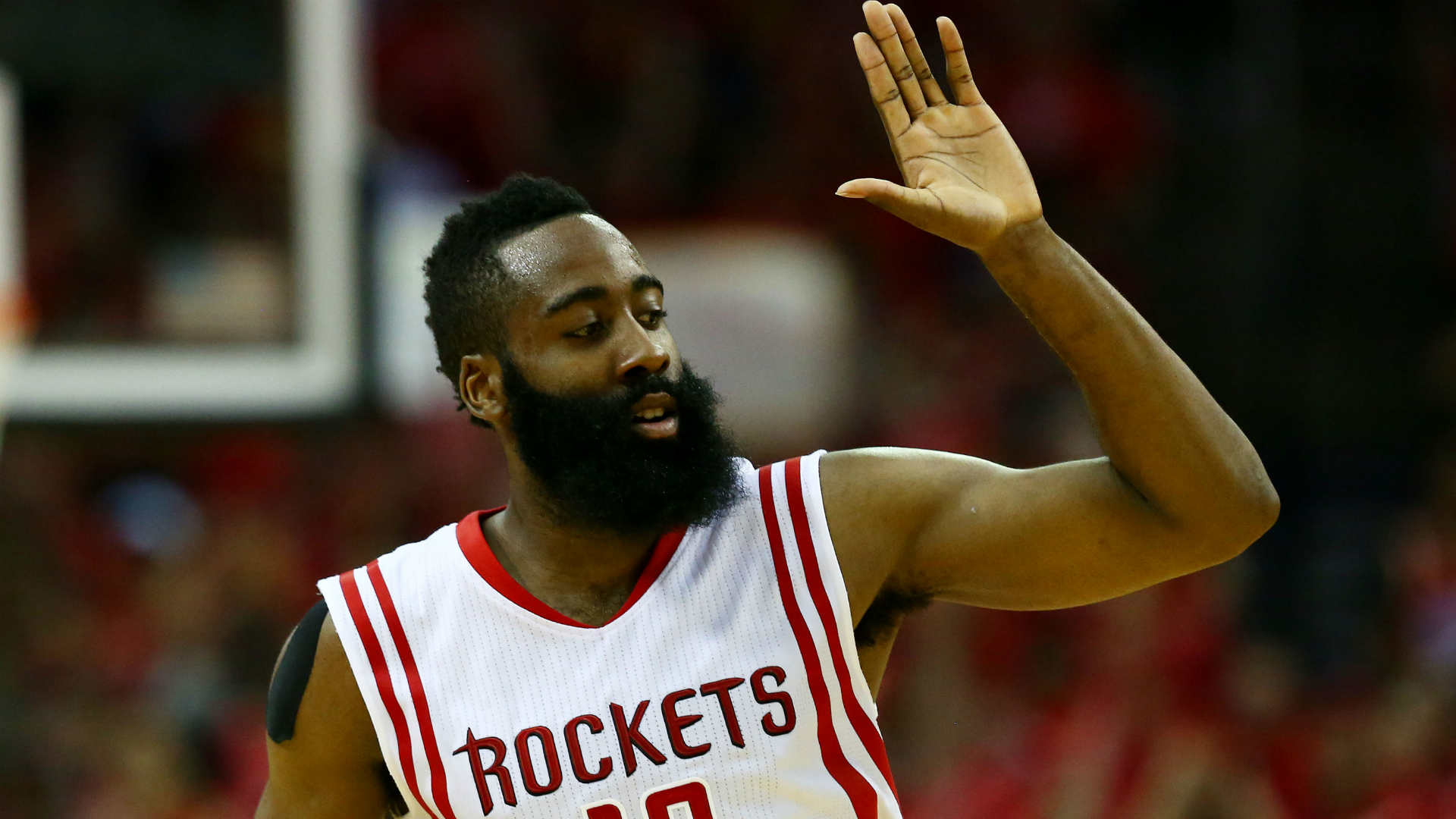 Adidas Offers Up 200m For James Harden Sporting News