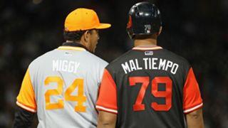 MLB Players Weekend