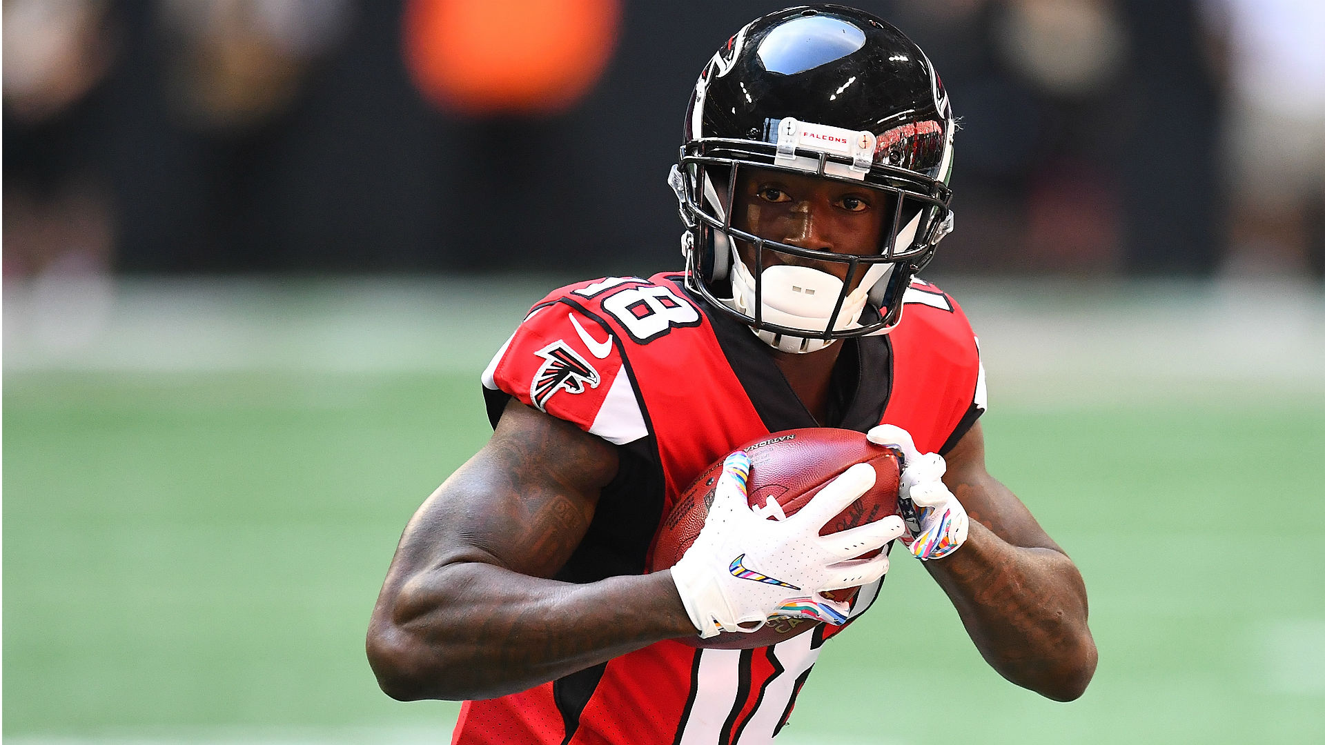 Falcons Wr Ridley Expected To Play Against Giants Sporting News