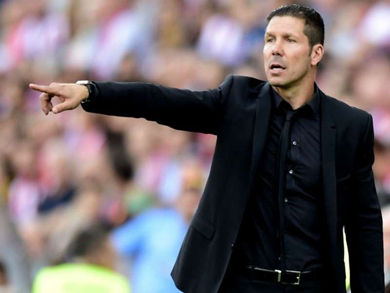 Simeone hails 'incredible season' for Atletico Madrid